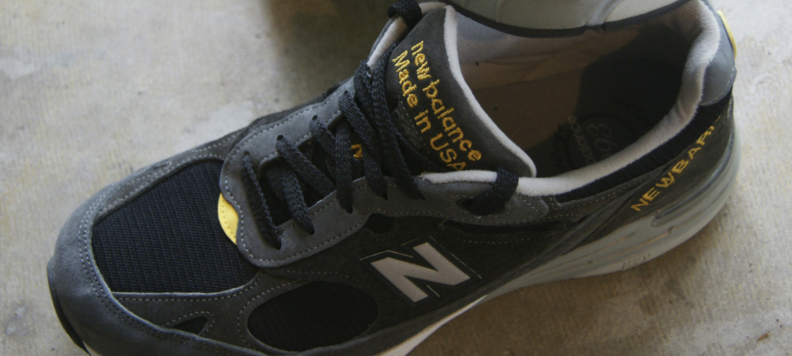 new balance 993 typically when shopping for shoes online you get a few